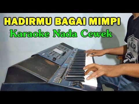 karaoke-hadirmu-bagai-mimpi-nada-cewek-lirik-tanpa-vokal