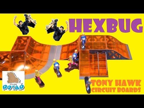 Игрушки для Мальчиков – СКЕЙТБОРДЫ! ТАРАКАНЫ! НИТРОГРИНДЕРЫ! Hexbug! Nitro Grinders Видео для Детей