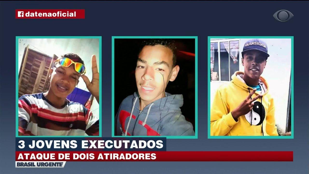 CHACINA DEIXA 3 MORTOS EM COMUNIDADE NA GRANDE SÃO PAULO