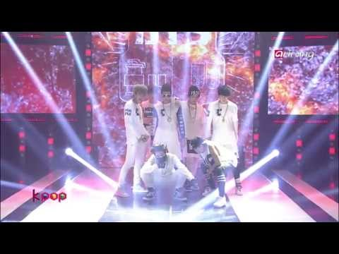 [130702] BTS - We are Bulletproof + No More Dream @ Simply Kpop