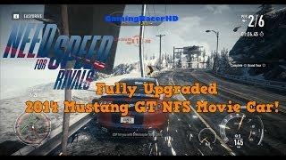 Потрібно для швидкості суперників: повністю оновлений - 2014 Мустанг GT автомобіль фільм по NFS (1080р HD)