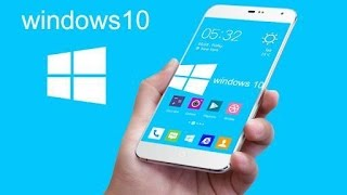 Install & Run Windows 10/8/7/XP on Any Android Phone- NO ROOT