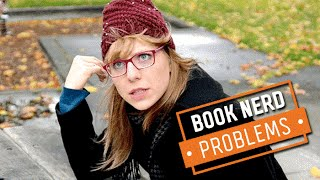 Book Nerd Problems | Accidentally Starting a Series on the 2nd Book