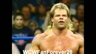 WCW Lex Luger 4th Theme(with Custom Tron Heel Version)