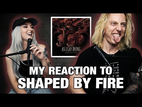 Metal Drummer Reacts: Shaped By Fire by As I Lay Dying