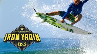 Yadin Nicol | IRON YADIN : Episode 2 - Out on a Limb