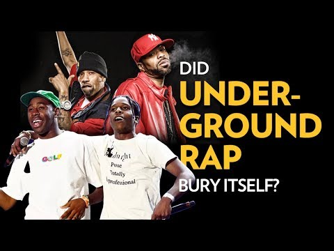 Did Underground Rap Bury Itself? | The Breakdown