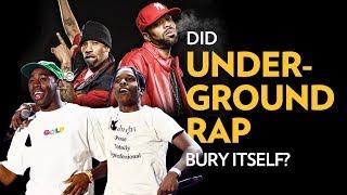 Did Underground Rap Bury Itself? | The Breakdown