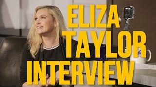 eliza Taylor-Cotter interview