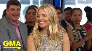Sienna Miller on motherhood and her new movie, 'American Woman'   GMA