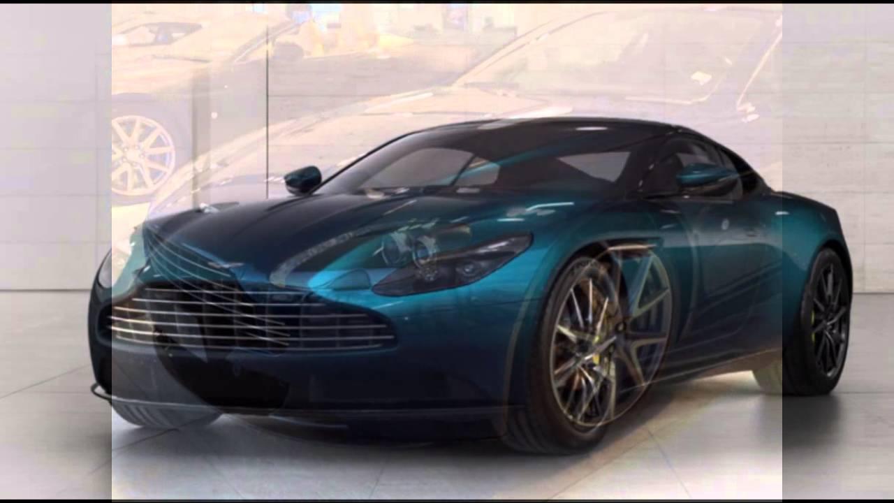 2016 Aston Martin Db11 Ocellus Teal Youtube