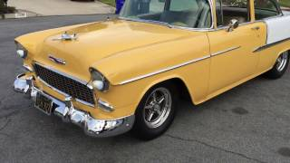 1955 Chevy Bel Air FOR SALE