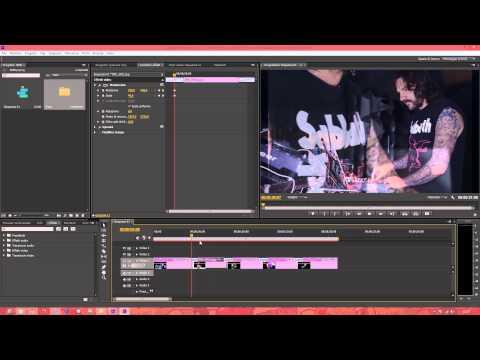 Tutor 01: Creare sequenza di foto con Adobe Premiere
