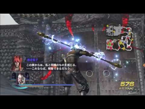 無双OROCHI 2 - 風魔小太郎、張郃、孫悟空 : GamePlay
