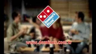 Dominos Pizza - Burcu Esmersoy