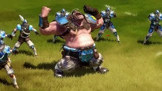 BLOOD BOWL 2 Gameplay (PS4 / Xbox One)