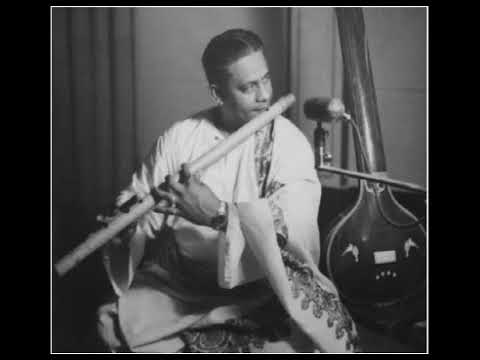 Indian Classical Music - radio broadcast recording of Raag Purya Kalyan played by Pannalal Gosh