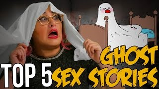 TOP 5 GHOST SEX STORIES // Dark 5 | Snarled