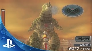 Earth Defense Force 2: Invaders from Planet Space - Launch Trailer | PS Vita