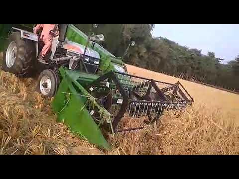 Eicher 551 Mini Harvestar