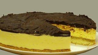 """Торт """"Птичье молоко"""" Подробный рецепт домашнего приготовления популярного торта."""