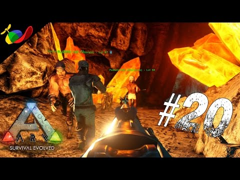 ARK Survival Evolved ITA #20 - Spedizione in Grotta!!! - 동영상