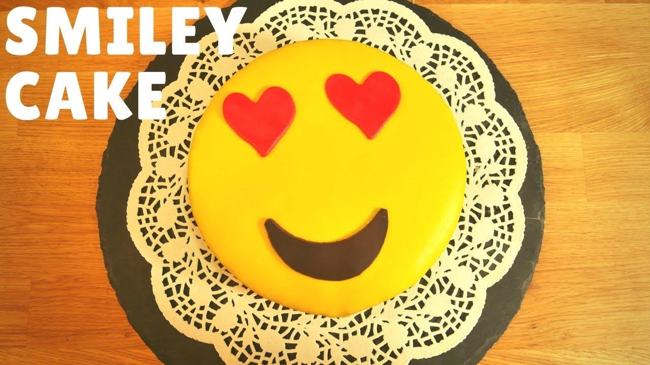 Comment Faire Un Gâteau Emoji Xxl Cake Design Tout Le Monde Peut