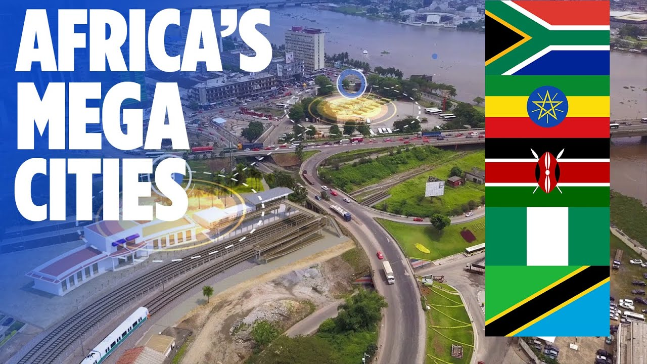 Top 10 Super Mega Cities driving the African Continent in 2020