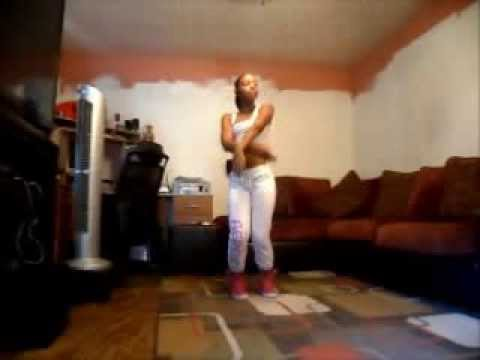 Lil Mama (Me) Dancing to Ready by Lil Rufus