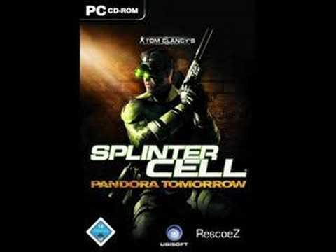 Splinter Cell Pandora Tomorrow Soundtrack Main Menu