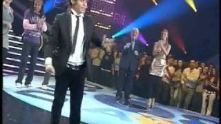 melendi en el homenaje a peret (gala mejor disco del año 2008)