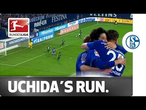 The Marathon Man – Uchida's Incredible 66-Metre Solo Run!