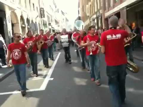 Funk Off Brass Band