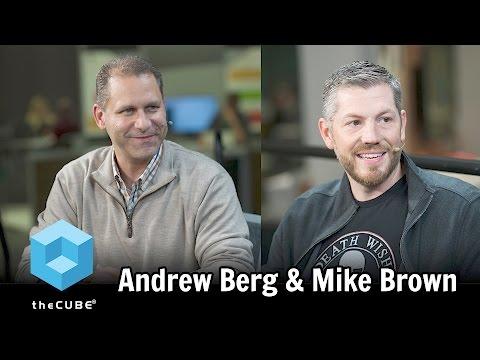 Mike Brown Owner Death Wish Coffee Amp Andrew Berg Managing Partner Berg Partners LLC