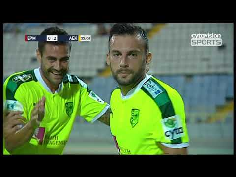 Ermis Aradippou 0-4 AEK Larnaca