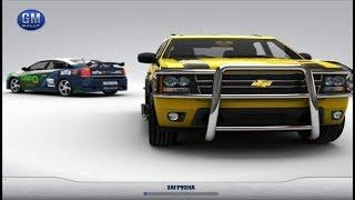 GM Rally машины