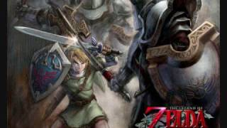 Zelda Twilight Princess - Treasure Chest