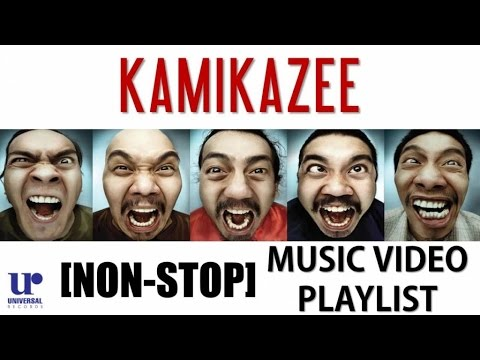 Kamikazee Music Video Collection
