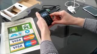 видео Мобильный POS терминал