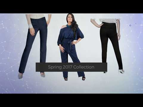 10 Top Formal Women'S Pants Collection Spring 2017 Collection