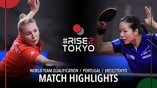 Яна Носкова vs Yuan Jia Nan | World Team Qualification 2020 (R32)