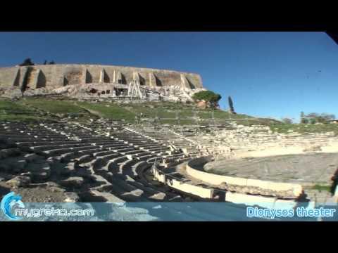 Dionysos theater Athens