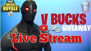 FORTNITE - France 1000 V-Bucks GIVEAWAY!! 25 août