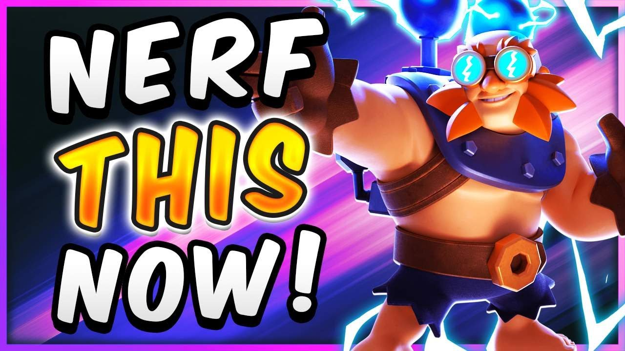 ONLY Deck You'll EVER Need! Easy Electro Giant Deck — Clash Royale