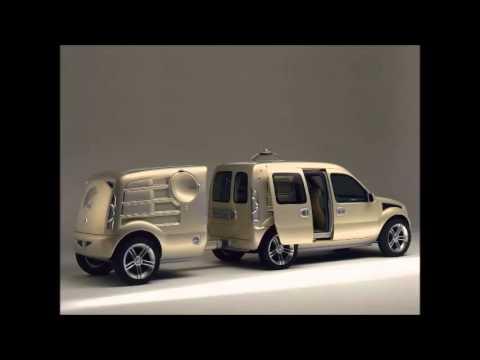 1997 Renault Pangea Concept Youtube