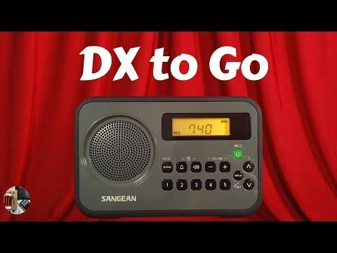Sangean PR-D18 AM FM Stereo Portable Radio Revisit