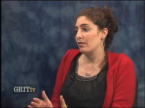 GRITtv:Annemarie Jacir: Director of Salt of This Sea.