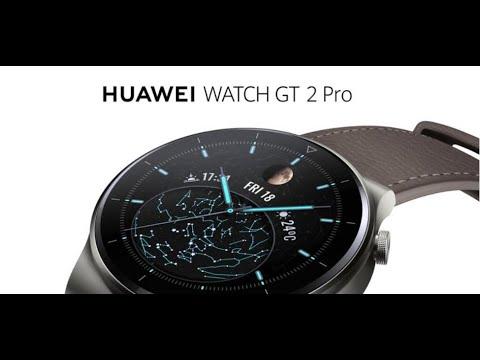 Huawei Watch GT 2 Pro Trailer