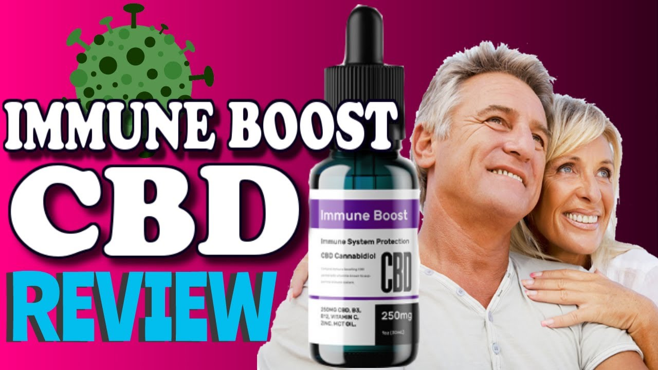 Immune Boost CBD Review | Oil Based Natural Immunity Booster (Amazing Results)