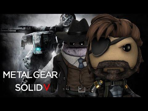Metal Gear Big Planet